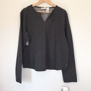 NEW Liz Claiborne | lizwear Spa sweater size xl